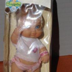 Muñecas Lesly y Barriguitas: BARRIGUITAS RETOÑO OJOS DURMIENTES - FAMOSA. Lote 243658410
