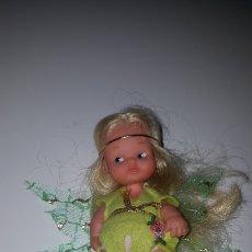 Muñecas Lesly y Barriguitas: BARRIGUITA NINFA SILFIDE. Lote 243918675