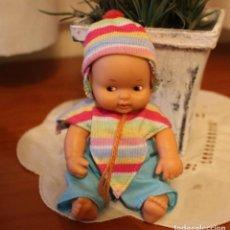 Muñecas Lesly y Barriguitas: BARRIGUITAS PERUANO. SIN PELO CON SU ROPA ORIGINAL.. Lote 244435250