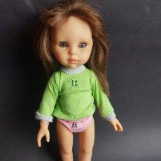 Muñecas Lesly y Barriguitas: MUÑECA NICOLETA DE IMAGINARIUM FABRICADA POR PAOLA REINA. Lote 244919055