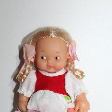 Bonecas Lesly e Barriguitas: BARRIGUITAS FAMOSA COLECCION PAISES DEL MUNDO ALEMANIA - SALVAT. Lote 245076970