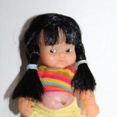 Bonecas Lesly e Barriguitas: BARRIGUITAS DE FAMOSA SERIE NENAS TATTOS. Lote 245089600