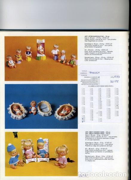 Muñecas Lesly y Barriguitas: BARRIGUITAS ANTIGUO FAMOSA 97 ROPA Y ZAPATOS ORIGINALES - Foto 7 - 244911630