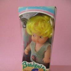 Bambole Lesly e Barriguitas: MUÑECA BARRIGUITAS CAMBIA DE COLOR DE FAMOSA NUEVA EN CAJA - ULTIMA. Lote 246084525