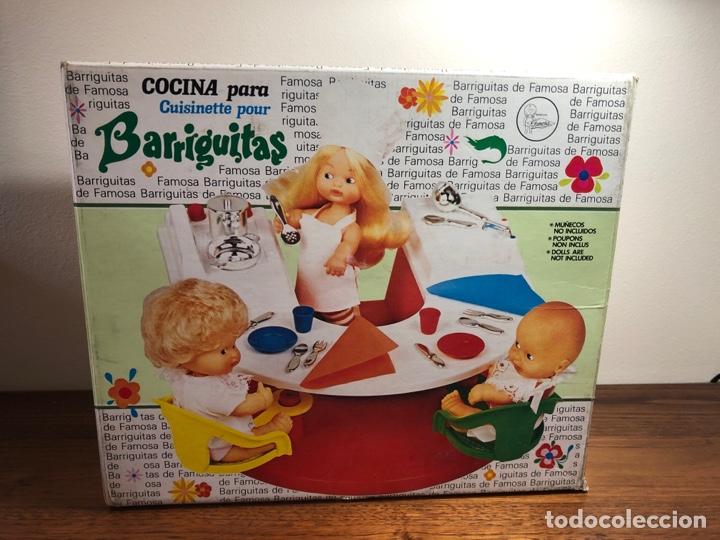 Muñecas Lesly y Barriguitas: COCINA DE BARRIGUITAS CON MUÑECA COCINERA - Foto 12 - 246457110
