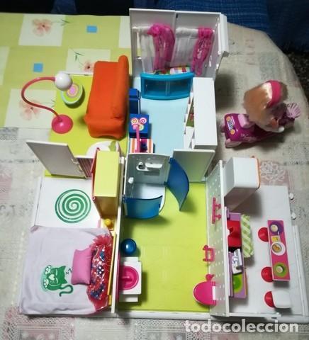Muñecas Lesly y Barriguitas: Diseña la casa de tus barriguitas - Foto 2 - 247369335
