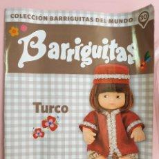 Muñecas Lesly y Barriguitas: BARRIGUITAS-MUÑECA-CLASICA-COLECCION-TURCO-PLANETADEAGOSTINI-VER FOTOS. Lote 248150670