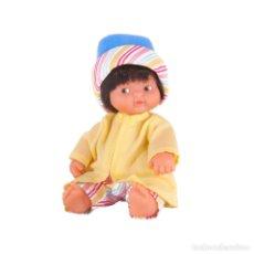 Muñecas Lesly y Barriguitas: MUÑECA BARRIGUITA BARRIGUITAS PAISES DEL MUNDO SALVAT NUEVA EN SU BLISTER. Lote 248958715