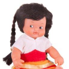 Muñecas Lesly y Barriguitas: MUÑECA BARRIGUITA BARRIGUITAS PAISES DEL MUNDO SALVAT NUEVA EN SU BLISTER. Lote 248961325