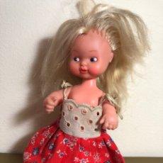 Muñecas Lesly y Barriguitas: MUÑECA BARRIGUITAS DE FAMOSA. Lote 250153590