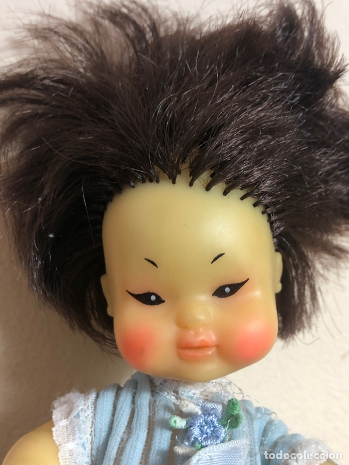 Muñecas Lesly y Barriguitas: MUÑECA BARRIGUITAS DE FAMOSA CHINO ORIENTAL - Foto 2 - 250155105