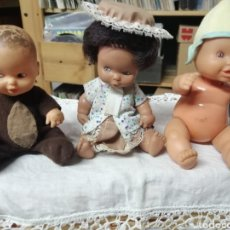 Muñecas Lesly y Barriguitas: LOTE 3 BARRIGUITA DE FAMOSA. Lote 253642070