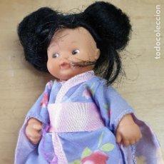 Muñecas Lesly y Barriguitas: BARRIGUITAS JAPÓN COLECCIÓN SALVAT. Lote 254209130