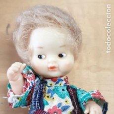 Muñecas Lesly y Barriguitas: BARRIGUITAS RUBIA EN NUCA SÓLO FAMOSA CARA BLANQUITA. Lote 254211680
