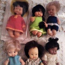 Muñecas Lesly y Barriguitas: LOTE BARRIGUITAS. Lote 254285140