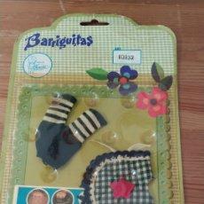 Muñecas Lesly y Barriguitas: CONJUNTO BARRIGUITAS EN BLISTER. Lote 254569855