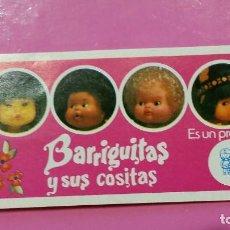 Muñecas Lesly y Barriguitas: CATALOGO DE BARRIGUITAS. Lote 254646810