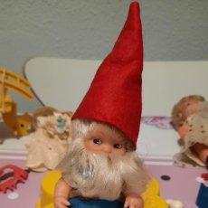 Muñecas Lesly y Barriguitas: ANTIGUA BARRIGUITA GNOMO DEL BOSQUE DE FAMOSA.. Lote 256053360