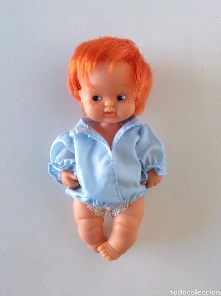 Muñecas Lesly y Barriguitas: Barriguita camisa azul esquiador ? Con etiqueta Famosa - Foto 5 - 257361435