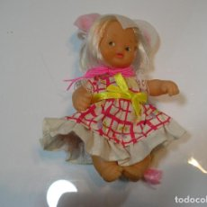 Muñecas Lesly y Barriguitas: BARRIGUITAS CUENTOS LA RATITA PRESUMIDA. Lote 261641645