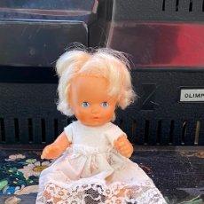 Muñecas Lesly y Barriguitas: BARRIGUITAS? RUBIA DE FAMOSA. Lote 262432640