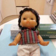 Muñecas Lesly y Barriguitas: MINI BARRIGUITAS D FAMOSA 19CM. Lote 263186230