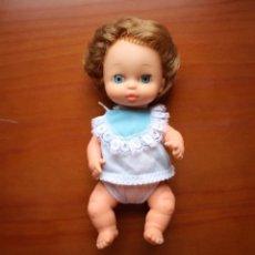 Muñecas Lesly y Barriguitas: JESMARÍN ANTIGUO. PULSANDO LA BARRIGUITA MUEVE LA CABEZA.. Lote 263572205