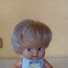 Muñecas Lesly y Barriguitas: MUÑECA BARRIGUITAS HORÓSCOPO TAURO FAMOSA. Lote 266306838
