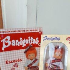 Muñecas Lesly y Barriguitas: BARRIGUITAS COLECCION 16 ESCOCES. Lote 266594543