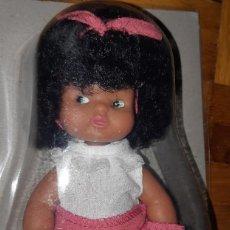 Muñecas Lesly y Barriguitas: MUÑECA BARRIGUITAS NEGRITA NEGRA DEL MUNDO CUBA DE FAMOSA. Lote 266885799