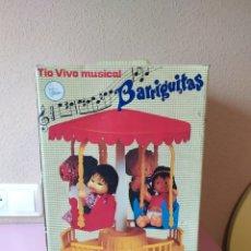 Muñecas Lesly y Barriguitas: TÍO VIVO BARRIGUITAS. Lote 268904014