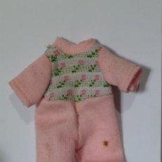 Muñecas Lesly y Barriguitas: VESTIDO ORIGINAL MUÑECO MUÑECA BARRIGUITAS. Lote 269225093