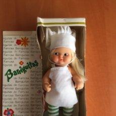 Muñecas Lesly y Barriguitas: BARRIGUITAS COCINERA FAMOSA AŃOS 80. Lote 269352263