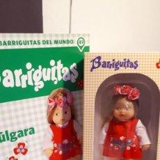 Muñecas Lesly y Barriguitas: BARRIGUITAS COLECCION 49 BULGARA. Lote 270003523