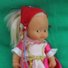 Muñecas Lesly y Barriguitas: MUÑECA BARRIGUITAS, TAL COMO SE VE EN LAS FOTOS - DOLL, POUPÉE. Lote 270532273