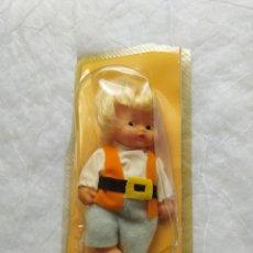 Muñecas Lesly y Barriguitas: BARRIGUITAS CUENTO LOS VIAJES DE GUILLIBER. Lote 270545783