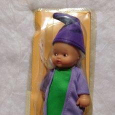 Muñecas Lesly y Barriguitas: BARRIGUITAS CUENTOS MAGO MERLIN. Lote 270547373