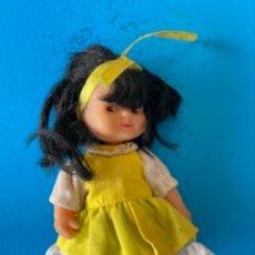 Muñecas Lesly y Barriguitas: MUÑECA BARRIGUITA DE FAMOSA. SE LE CAE EL PELO. Lote 271946548