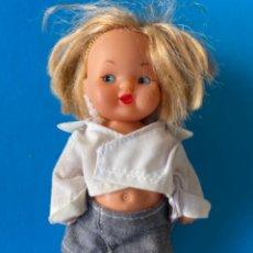 Muñecas Lesly y Barriguitas: MUÑECA BARRIGUITA DE FAMOSA.. Lote 271947963