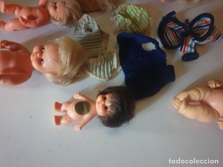 Muñecas Lesly y Barriguitas: LOTE BARRIGUITAS CON ROPA - Foto 3 - 273352453