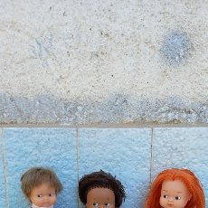 Muñecas Lesly y Barriguitas: LOTE BARRIGUITAS BESITOS BARRIGUITAS BRUJA Y OTRO BARRIGUITAS. Lote 273375193