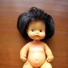 Bambole Lesly e Barriguitas: ANTIGUO BARRIGUITAS INDIO DE LOS 70. FAMOSA, EN EL CUELLO Nº 97. Lote 275140078