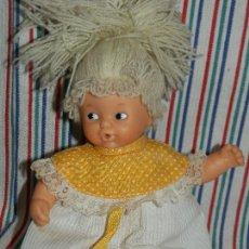 Muñecas Lesly y Barriguitas: MUÑECA BARRIGUITAS DE FAMOSA , ETIQUETA VESTIDO Nº 1000. Lote 276451993