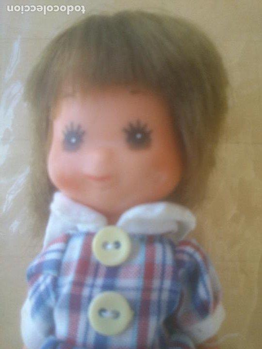Muñecas Lesly y Barriguitas: MUÑECA PEQUEÑO TAMAÑO TOYSE , VESTIDO ORIGINAL. - Foto 3 - 277558178