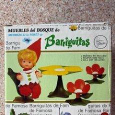 Muñecas Lesly y Barriguitas: MUEBLES DEL BOSQUE DE BARRIGUITAS. Lote 277739753