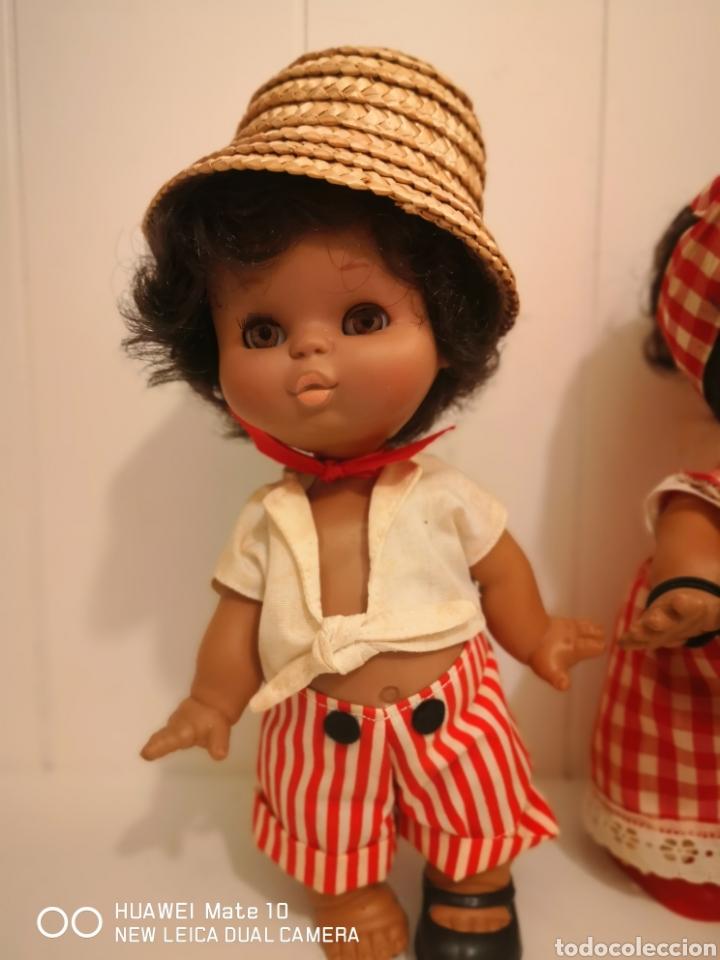 Muñecas Lesly y Barriguitas: 2 muñecas May de famosa de color - Foto 2 - 278323498