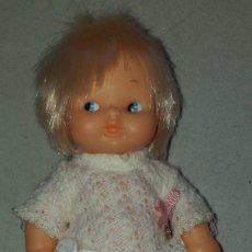 Muñecas Lesly y Barriguitas: MUÑECA BARRIGUITAS RUBIA CON SU ROPA. Lote 278554423
