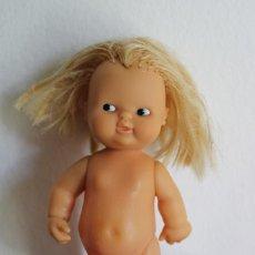 Muñecas Lesly y Barriguitas: MUÑECA BARRIGUITAS FALTA PIERNA. Lote 278614763