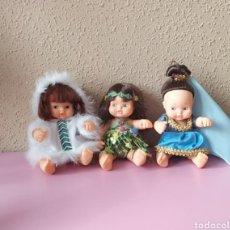 Muñecas Lesly y Barriguitas: LOTE 3 BARRIGUITAS. Lote 278630673