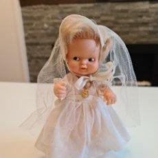 Muñecas Lesly y Barriguitas: BARRIGUITAS MINA COMUNION FAMOSA. Lote 278846188